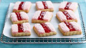 Iced Vovo: biscoito popular da Austrália
