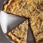 Shoofly Pie, uma torta americana típica da Pensilvânia