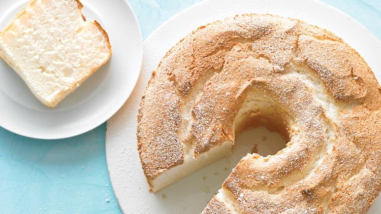Receita de Angel Food Cake {Receitas Traduzidas}