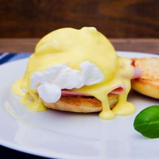 Receita de Eggs Benedict | Inglês Gourmet
