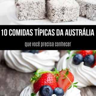 10 comidas típicas da Austrália que você precisa conhecer | Inglês Gourmet