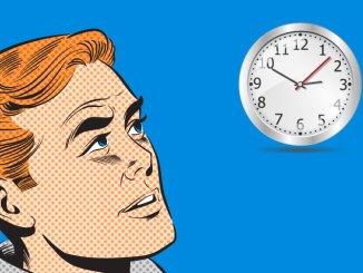 como decir la hora en inglés