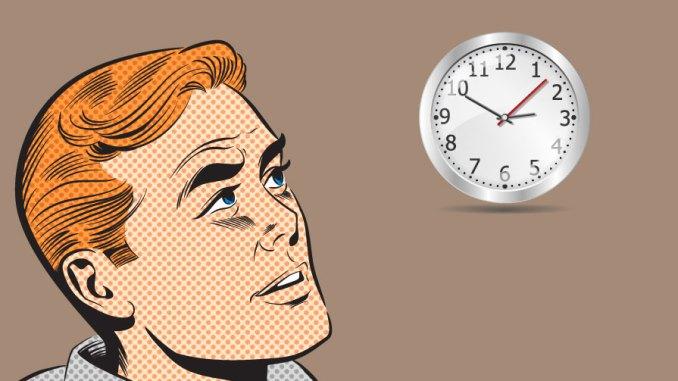 como preguntar la hora en inglés hora