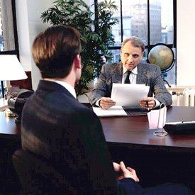 Job interview - entrevista de emprego