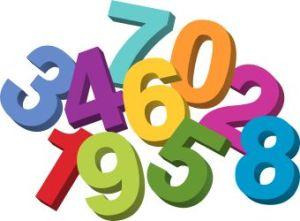 numeros em ingles numbers