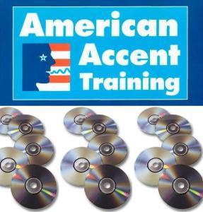 treinamento de sotaque norte-americano