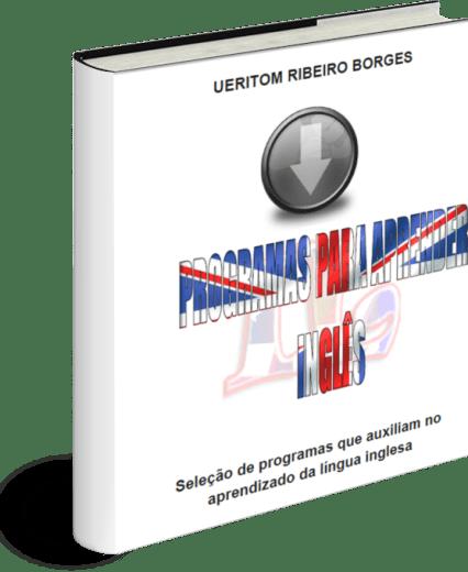 Capa E-book Programas para aprender Inglês