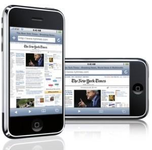leia jornais no iPhone