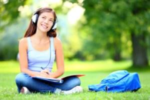 listening ouvir em ingles