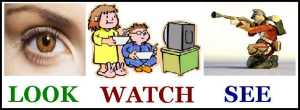 look see and watch