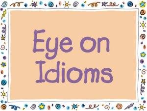 idioms em ingles