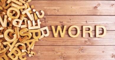 Palavras mais comuns em inglês, confira