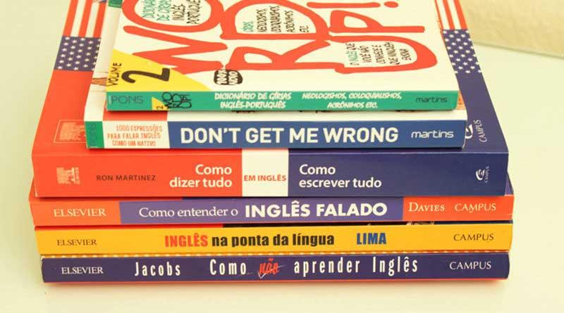 Livros para aprender inglês