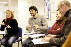 Inglés para mayores en Londres