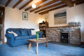 Cottages In Ingleton - lounge