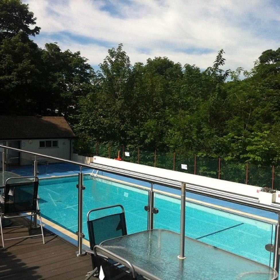 Ingleton Open Air Swimming Pool