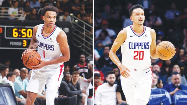 L.A. Clippers Exercise Team Options on Landry Shamet and ...