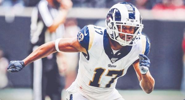 Rams, Steelers seeking to extend win streaks - Inglewood ...