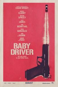 Baby Driver Poster Inglourious Filmgeeks
