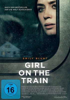Girl on the Train DVD Cover