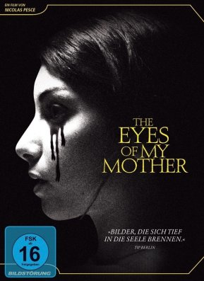 The Eyes of my Mother DVD