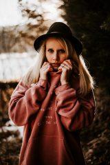 Thanks for modelling Janine! :)