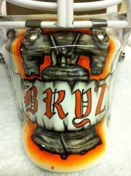 Bryzgalov Flyers Mask by Drummond 2