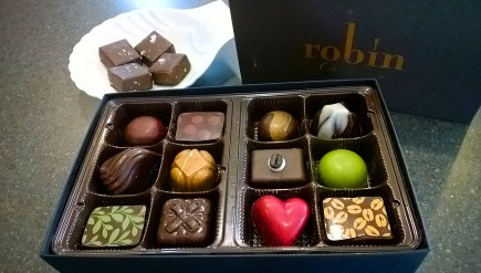 Robin Chocolate