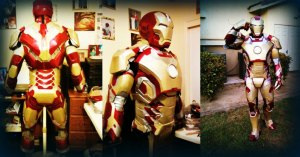 How to build your own iron man suit