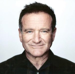 This is how I want to remember Robin Williams. Positive and extremely nice.