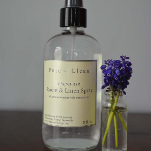 Ingrained | Room and Linen Spray