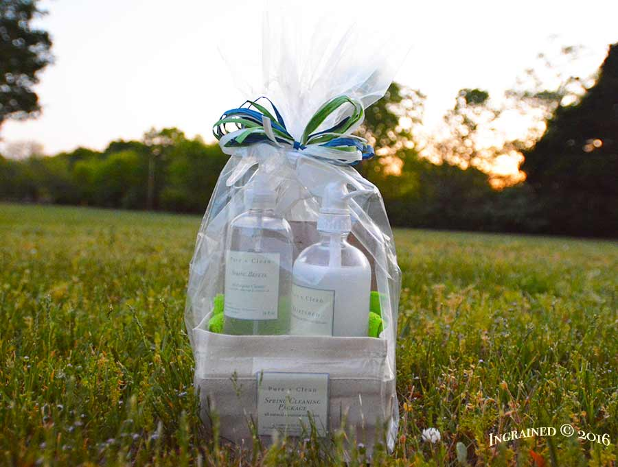 Mother's Day Spring Cleaning Gift Bundle from Ingrained