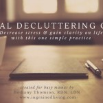 Mental Decluttering Guide | www.ingrainedliving.com