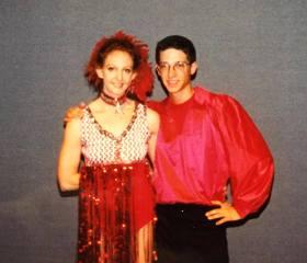Miss Pam & Robbie