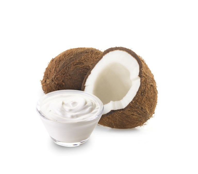 An alternative to the cow milk yogurts with the Coconut Yogurt Concept