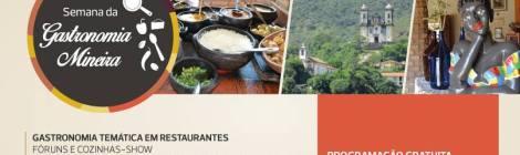 Semana da Gastronomia Mineira