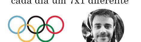 Olimpíadas na Cozinha em: cada dia um 7x1 diferente
