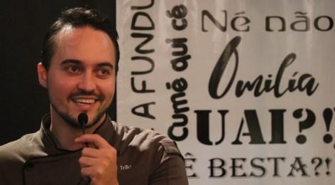 Chef Trillo inaugura restaurante Omilía