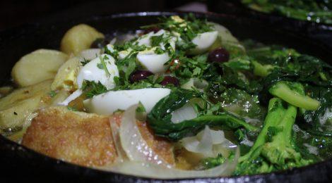 O Bacalhau é a estrela no Restaurante do Porto