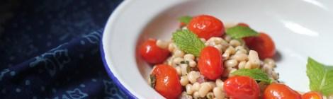 Receita | Salada de Feijão Manteiguinha