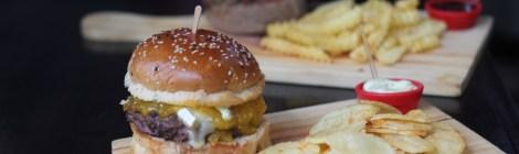 Um festival de Burger no James