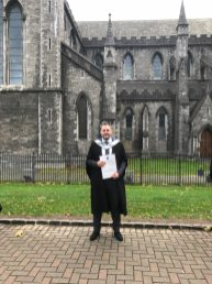 sales director Gary Davies graduated from the DIT International Selling Programme