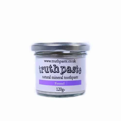 Truthpaste Fennel Natural Toothpaste 120g