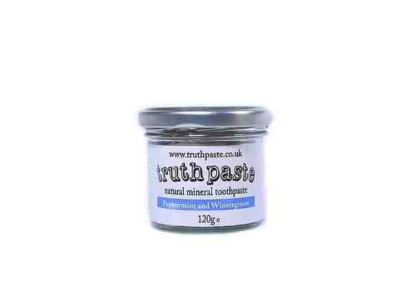 Truthpaste Peppermint and Wintergreen