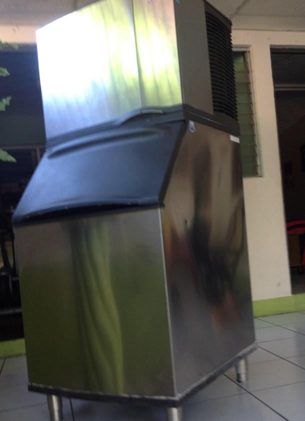 Maquina de Hielo Manitowoc de 460 libras en Managua Nicaragua
