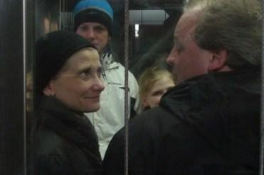 Ubahn Lift - Der Fremder