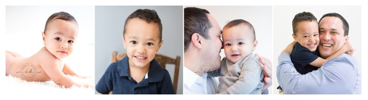 Rohan Then & Now | Jersey City NJ Family Photography