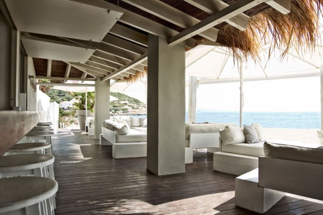 El Chiringuito Es Cavallet, Ibiza