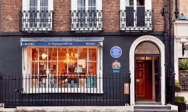 Heywood Hill Book Shop, London