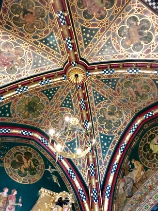 Arab Room Ceiling